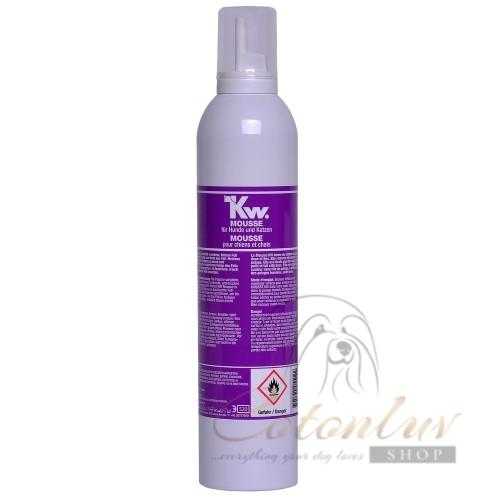 KW MOUSSE 400ML
