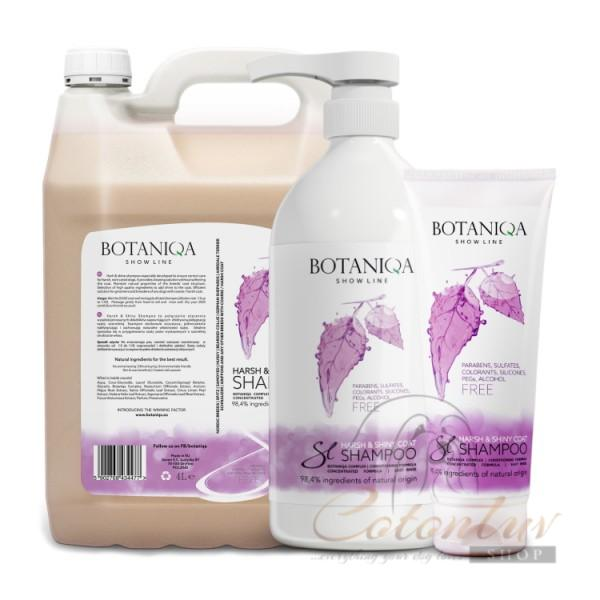 BOTANIQA SHOW LINE Harsh & Shiny Coat Shampoo