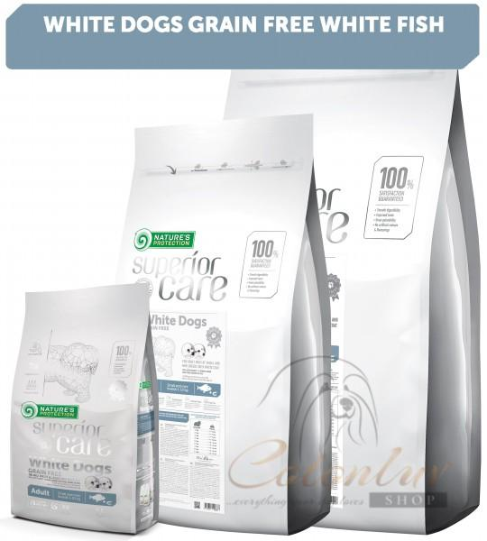 NP Superior Care White Dogs Grain Free White Fish Adult