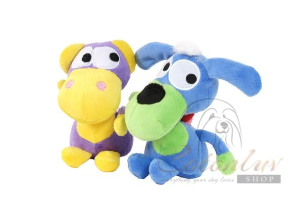 O´lala Pets Squeaky Dog Toy – Funny Doggie 15cm