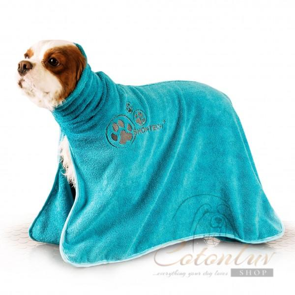 Show Tech+ Dry Dude Pet Towel Turquoise