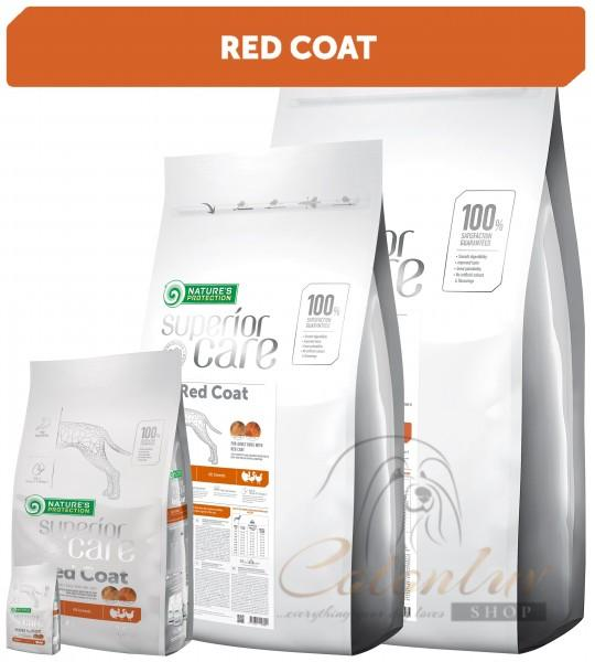 NP Superior Care Red Coat Poultry Adult All Breeds