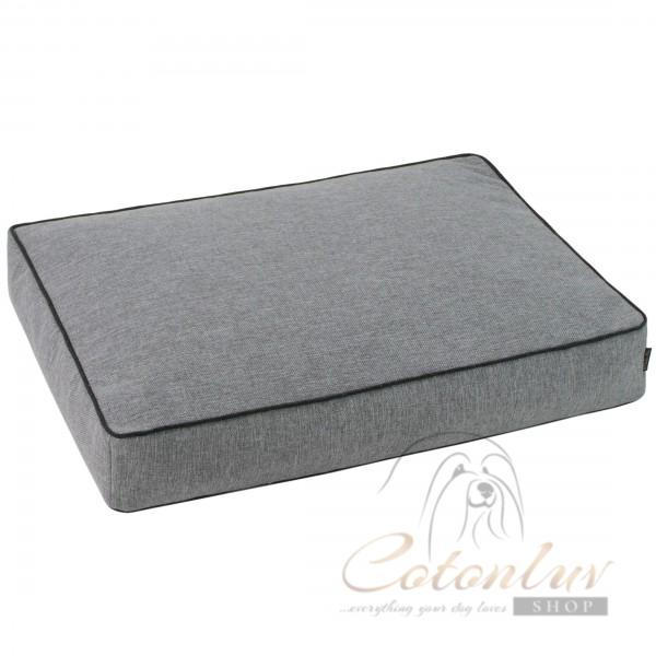 O´lala Pets Mattress Orthopedic Luxury 70 x 50 cm light grey