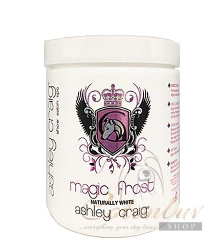 ASHLEY CRAIG SHOW SALON SPA Magic Frost 450gr XXFine White Grooming Powder