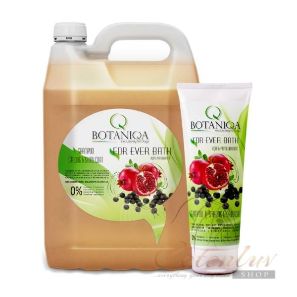 BOTANIQA BASIC LINE For Ever Bath Açaí & Pomegranate Shampoo