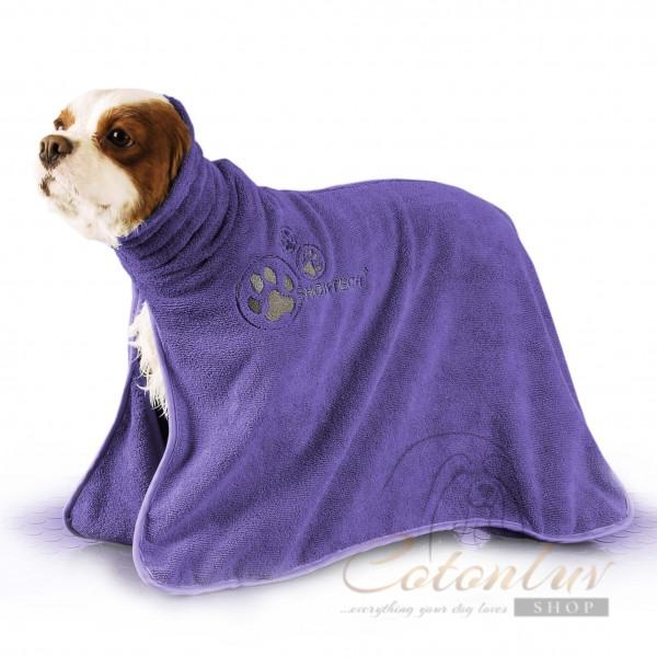 Show Tech+ Dry Dude Pet Towel Violet