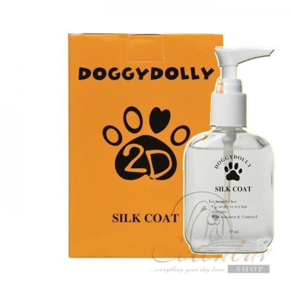 Doggydolly Silk Coat Manteau De Soie