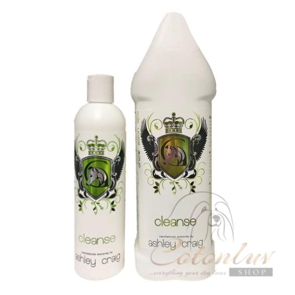 ASHLEY CRAIG SHOW SALON SPA Cleanse Plus 2B