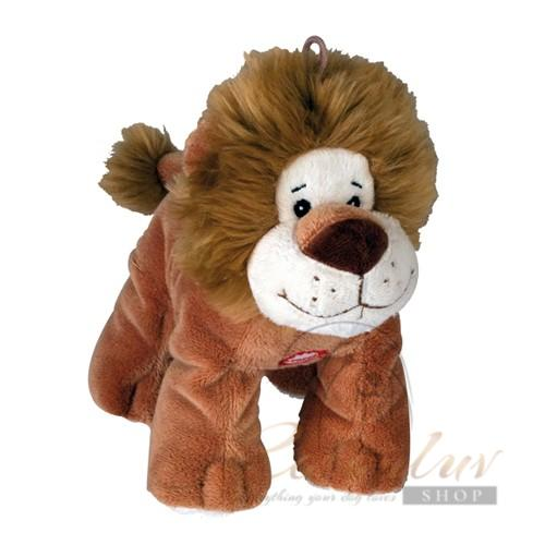 CHADOG Lion cuddly dog toy