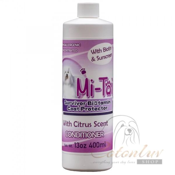 Mi-Toi SURVIVOR BIOTAMIN COAT PROTECTOR (concentré) - 13.5oz/400ml