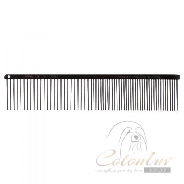 Show Tech Greyhond ANTI-STATIC Professional Comb 19cm