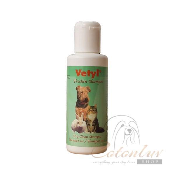 Yetyl Trocken Shampoo 100 g weiß