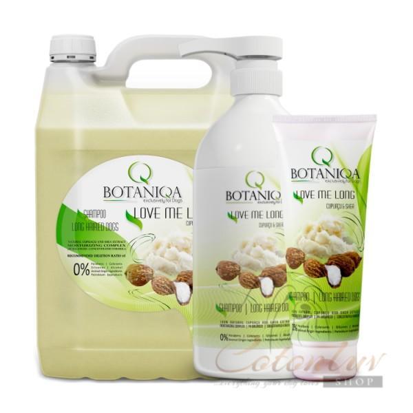 BOTANIQA BASIC LINE Love Me Long Cupuaçu & Shea Shampoo