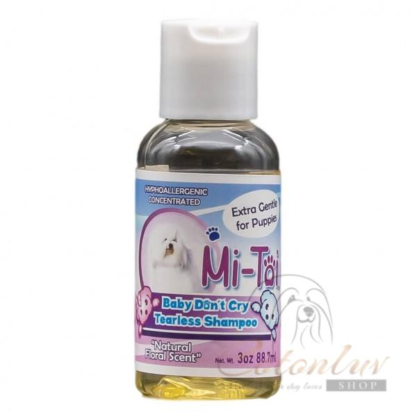 Mi-Toi BABY DON´T CRY PUPPY SHAMPOO (concentrate) - 3oz/88,7ml
