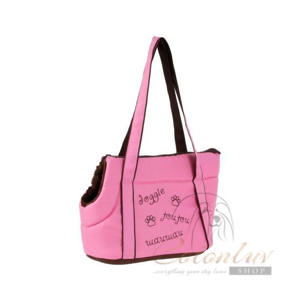 O´lala Pets Bag Doggie 40 cm pink